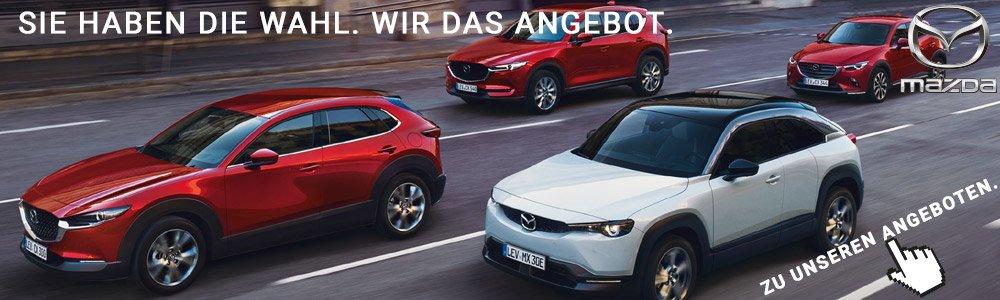 Mazda 2021 Angebote