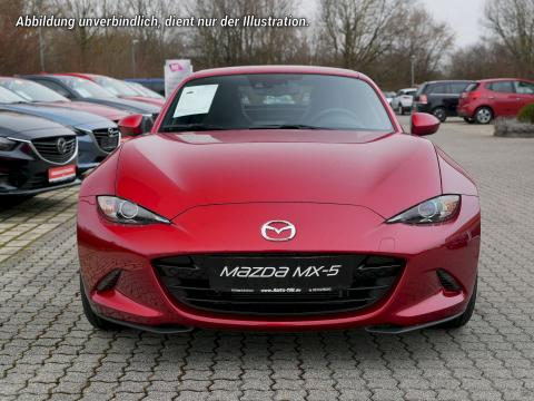 Mazda MX-5 RF Sports Line Rubinrot Metallic