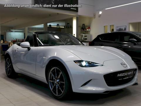 Mazda MX-5 RC Sportsline Mondsteinweiß Metallic