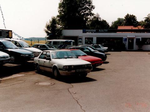 Auto Till Stammhaus Höhenkirchen 1982