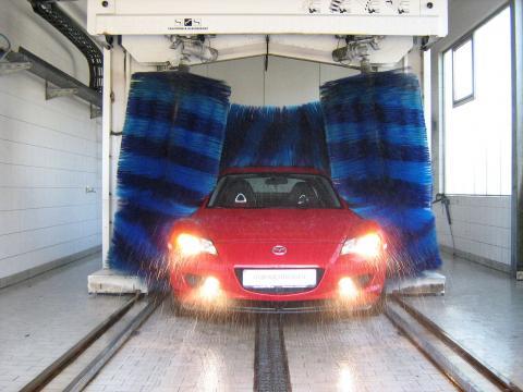 Autowaschanlage München