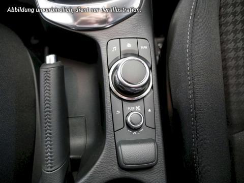 Mazda2 Kizoku Mitternachtsblau Metallic