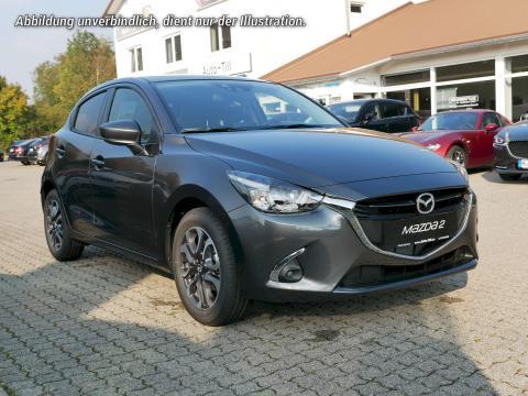 Mazda2 Sportsline Automatik Matrixgrau Metallic