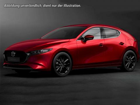 Mazda3 2019 Front