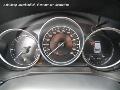 Mazda6 Kombi Matrixgrau Metallic