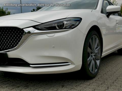 Mazda6 Signature 2019 Purweiß