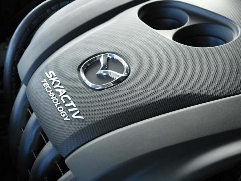 Mazda Jubiläum 100 Jahre Skyactiv-X Motor Auto Till