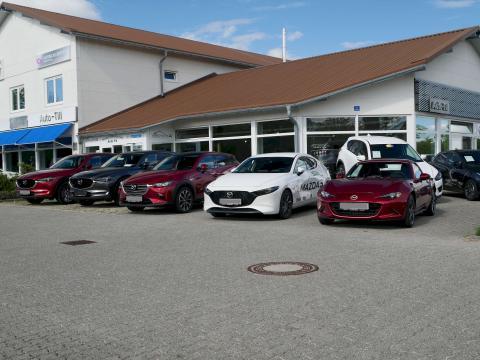 Mazda kaufen Bayern