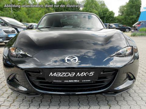 Mazda MX-5 2015 Exclusive Line Schwarz