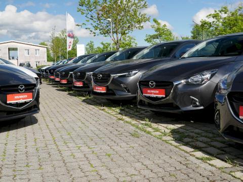 Mazda Neuwagen kaufen München