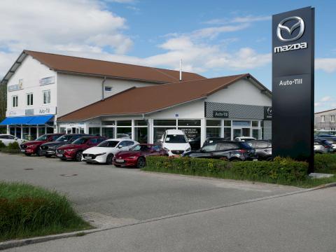 Mazda Vertragshändler Bayern