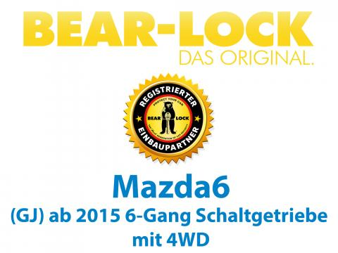 Wegfahrsperre Mazda 6 Gj 6 Gang Schaltgetriebe Mit 4wd