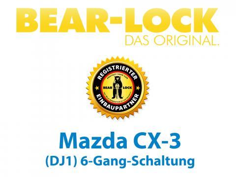 Wegfahrsperre Mazda Cx 3 Dj1 6 Gang Schaltgetriebe