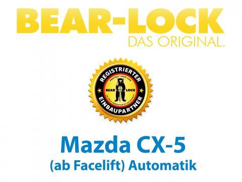 Wegfahrsperre Mazda Cx 5 Facelift Automatik