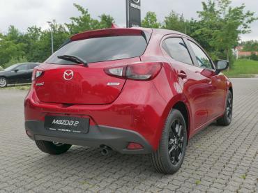 Mazda 2 KIZOKU 2018 Heckansicht