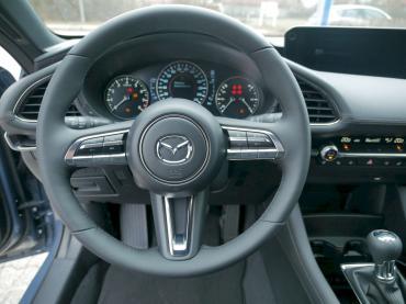Mazda3 2019 Selection Design Paket Lenkrad