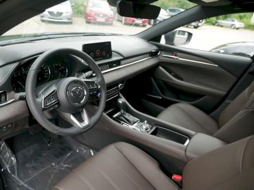 Mazda 6 2019 Sports-Line Plus-Paket Onyxschwarz Cockpit