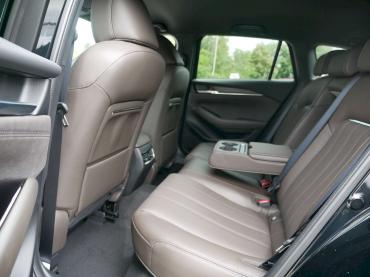 Mazda 6 2019 Sports-Line Plus-Paket Onyxschwarz Rückbank