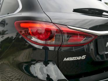 Mazda 6 2019 Sports-Line Plus-Paket Onyxschwarz Rückscheinwerfer