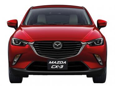 Mazda CX-3 München Auto Till Front