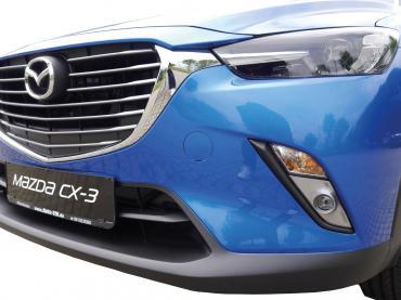 Mazda CX-3 Muenchen bei Auto Till - Frontansicht