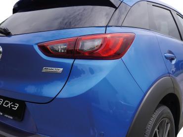 Mazda Cx 3 Muenchen Heckansicht Auto Till