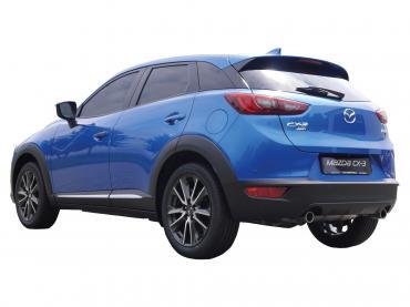 Mazda Cx 3 Muenchen Seite Schraeg Hinten Auto Till