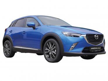 Mazda Cx 3 Muenchen Seite Schraeg Vorne Auto Till
