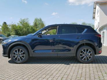 Mazda Cx 5 2017 Mitternachtsblau Seite