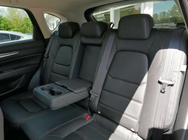 Mazda Cx 5 2017 Rueckbank