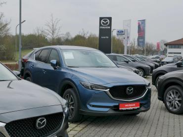 Mazda CX-5 Neuwagen kaufen Bayern München