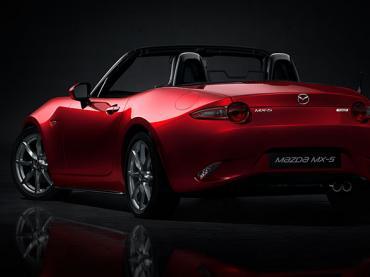 Mazda Mx 5 Auto Till 2