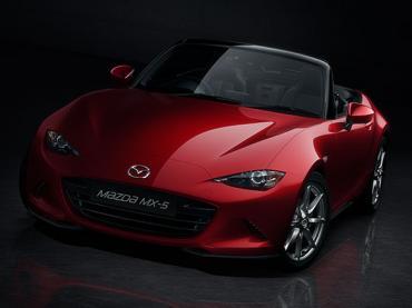 Mazda Mx 5 Auto Till