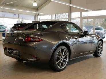 Mazda Mx 5 Rf Seitenansicht Hinten