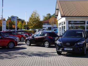 Mazda Neuwagen Muenchen Auto Till 04 2