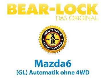 Wegfahrsperre Mazda 6 Gl Automatik Ohne 4wd